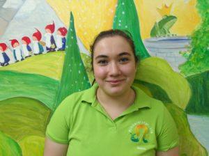 Melisa Aydogan, AZUBI